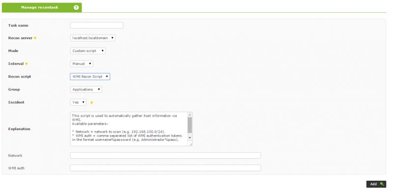 Pandora:Documentation en:Recon Server - Pandora FMS Wiki