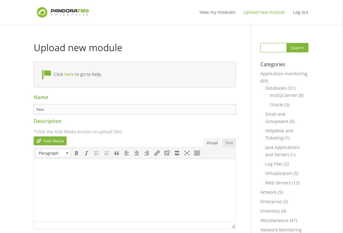 module name