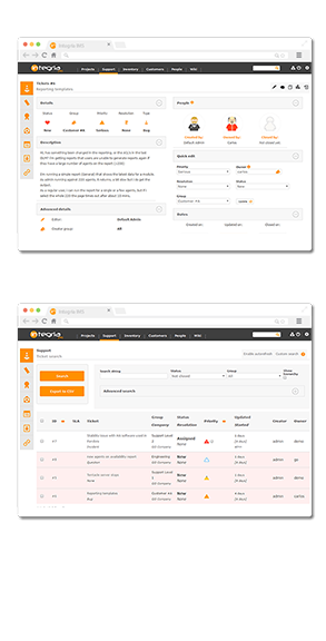 web help desk software