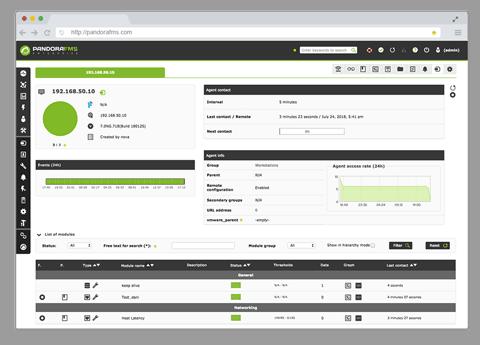 monitorizacion de servidores bajo nivel - Monitorización de servidores
