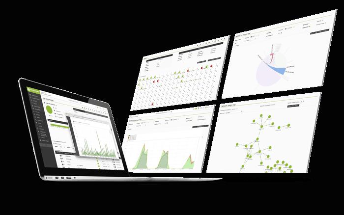 logiciel de surveillance pandorafms capture 8 - Homepage