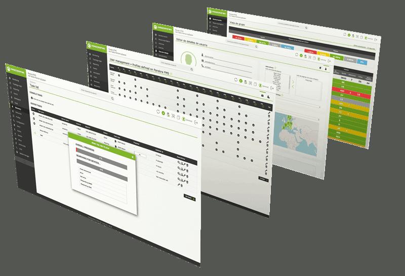 application monitoring pandora fms screenshot software - Application monitoring (APM)