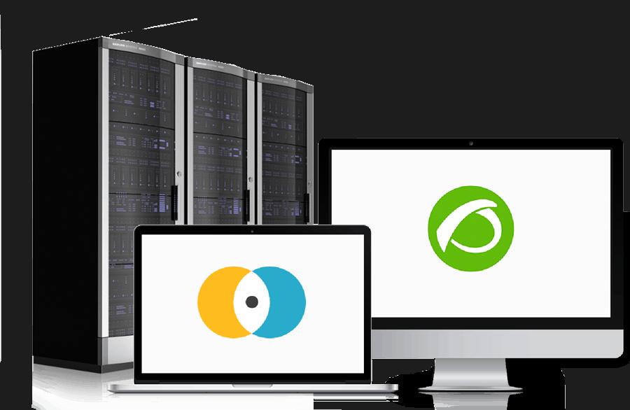 Control remoto de servidores eHorus más Pandora FMS