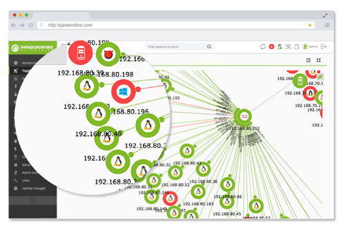 Topologías de red complejas monitorizacion iot