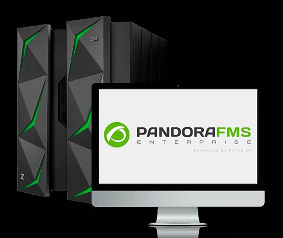 Monitorización Mainframe imagen de servidor featured