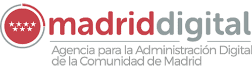 logotipo cliente madrid digital