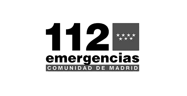 112 emergencias madrid logo